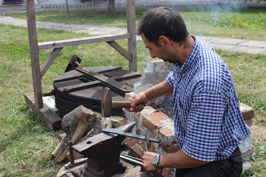 Roma Handicrafts Day 21 June 2015 Heritage Funds