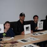 Cursuri de gravură, Grupa II, 6-10 și 13-17 martie 2017