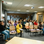 "Follow-up Seminar și workshop ""Dizabilitatea, o altă formă a diversității"""