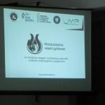 Conferința de lansare a proiectului, 16 iunie 2015