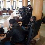 Conferință de presă, 29 martie 2016